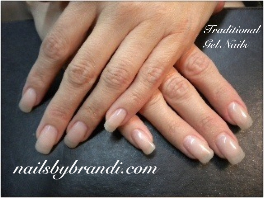 Traditional Gel Nails Photo Gallery | Nails by Brandi